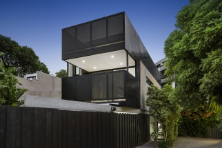st kilda front house