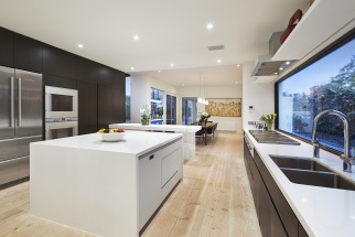 toorak kitchen joinery