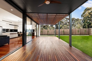 Chadstone Finney deck kitchen