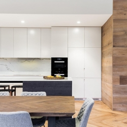 Int Kitchen-Dining Albany Cres